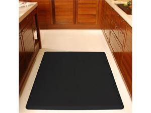 WellnessMats Black - 5' x 4'