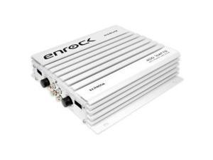Enrock - 4 Channel 400Watt Waterproof MP3 Marine Car Power Amplifier