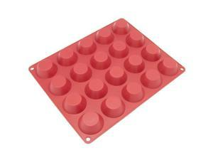 Freshware 20-Cavity Silicone Mini Tartlet Pan - OEM