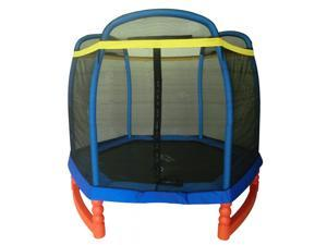 Sky Bound Kid's Super Indoor/Outdoor 7 Ft. Trampoline