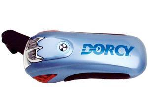 Dorcy Dynamo Flashlight No Bat Wind Chrg 41-4272