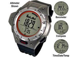 Lacrosse Digital Altimeter     Watch With Compass Xg-55