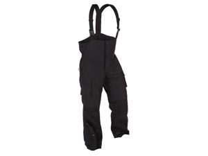 Onyx Pro Tech Elite Fishing Bib Black Medium
