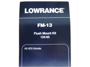 Lowrance  Flush Mount Kit For Hds Displays 124-65
