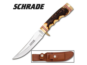 Schrade Golden Spike Knife     153Uh