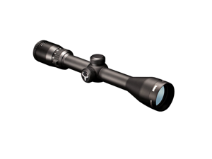 Bushnell Trophy XLT 3-9x40 Waterproof Riflescope, Matte Black, Circle-X Reticle