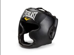 Everlast MMA Headgear Protection Black
