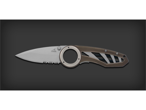 Gerber Remix Knife Serrated  CP 22-41969