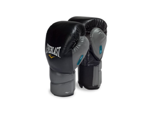 Everlast Protex2 Evergel 14Oz Training Gloves Black