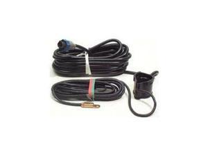 Lowrance 106-89 Shoot-Thru-Hull Transducer