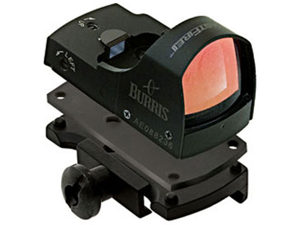 Burris FastFire II 4 MOA Red Dot Reflex Sight w/ Picatinny Mount, Matte
