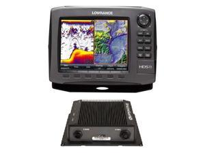 Lowrance Hds-8 Gen2 Insight Lss-2 Hd Bundle