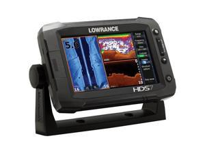 Lowrance Hds-7 Touch Gen2 Insight 83/200 & Stnlss Steel Xdcr