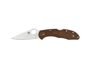 Spyderco Delica 4 Lightweight FRN Fold Knife C11FPBN
