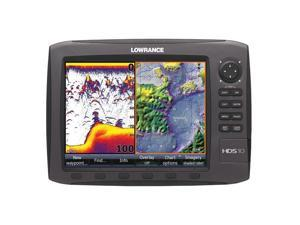 Lowrance HDS-10 Gen2 Insight Usa 50/200khz Transducer 000-10541-001