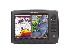 Lowrance Hds-10 Gen2 Usa Insight 83/200