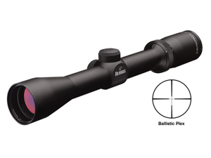 Burris 2-7x35mm FullField II Riflescope, Matte Black, Ballistic Plex Reticle 200