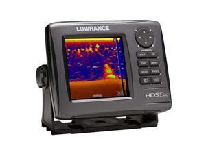 Lowrance HDS-5x Gen2 Fishfinder w/o Transducer