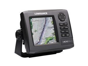 Lowrance Hds-5M Gen2 Plotter Nautic Insight