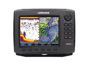 Lowrance HDS-8 Gen2 Plotter/Sounder Insight W/O Ducer