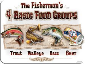 REP 4 Basic Food Groups Cutting Board 772