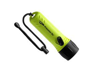 Princeton Tec Torrent LED Flashlight Yellow TORR-NY