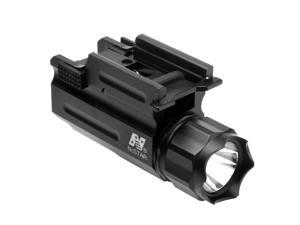 NcSTAR Pistol & Rifle Led Flashlight/Quick Release Weaver AQPTF
