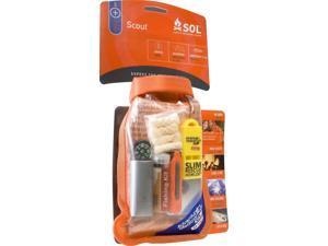 AMK Adventure Medical Kits SOL Scout Survival Kit 0140-1727