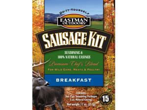 Wild Game Sausage Kit Breakfast  38660
