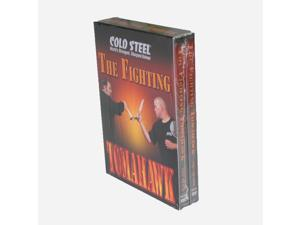 Cold Steel The Fighting Tomahawk DVD VDFT