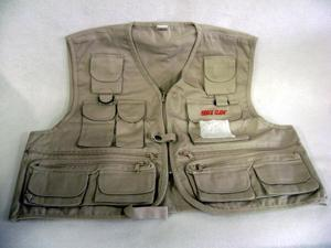Eagle Claw Fishing Vest Adult Med