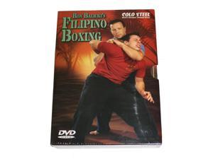Cold Steel Ron Balicki Boxing 3-DVD Movie Set VDFB