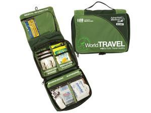 "Adventure Medical AD0425 World Travel World Travel Kit 8 1/2"" X 7"" X 2 1/2 Th"