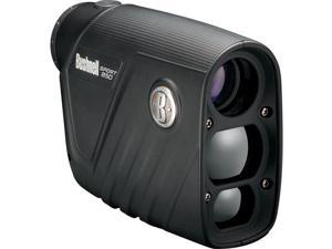New, Bushnell Sport 850 4x20 Rainproof Vertical Laser Rangefinder, Black with Ca