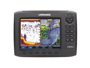 Lowrance HDS-8 Gen2 Insight Usa 50/200khz Transducer 000-10536-001