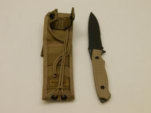 Benchmade Nimravus FB Knife Combo Edge Black/Coyote 140SBKSN