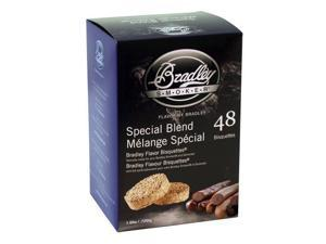 Bradley Smokers 48 Pack Special Blend Bisquettes BTSB48