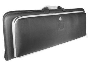 """UTG Leapers Homeland Security 38"""" Covert Gun Case Black PVC-MC38B"""