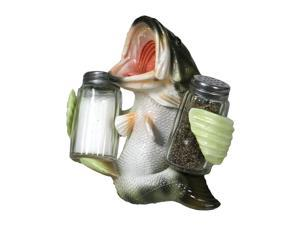 Rep Bass S & P Glass Shaker                 583