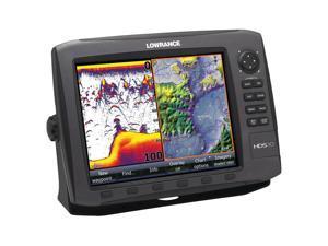 Lowrance HDS-10 Gen2 Insight Usa 50/200khz Transducer 000-10541-001