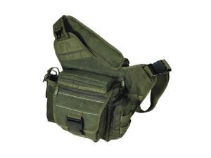 UTG Leapers Multi Function Tactical Messenger Bag OD Green PVC-P218G