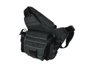 UTG Leapers Multifunctional Tactical Messenger Bag Black PVC-P218B
