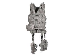 UTG Leapers UltimateTactical Gear Modular 10 Piece Kit Army Digital PVC-V747KTR