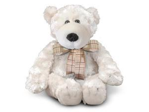 Parka Polar Bear Stuffed Animal - Melissa and Doug