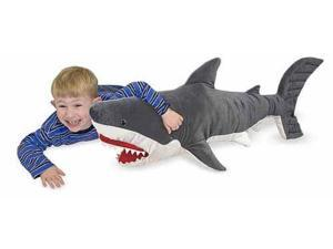 Shark Giant Stuffed Animal - Melissa and Doug