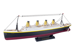 Remote Control (RC) Titanic Yacht Boat Cruise Ship Liner W/Lights