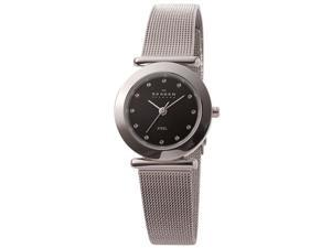Skagen Crystal Ladies Quartz Stainless Steel