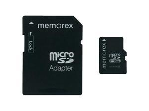 Memorex 8GB Secure Digital High-Capacity (SDHC) Flash Card Model 98457