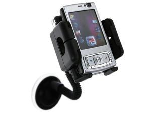 Windshield Car Mount Holder with Large Suction Cup for HTC EVO 4G Cell Phone