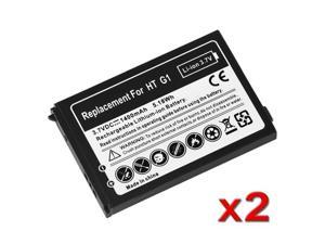 Insten Black Cell Phone - Batteries